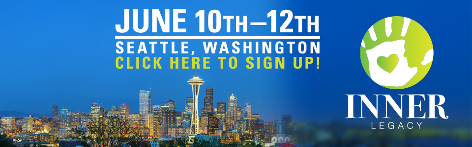 Inner Legacy in Seattle, Washington June 10th - 12th